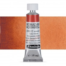 Schmincke : Horadam Watercolour Paint : 15ml : Transparent Sienna