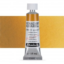 Schmincke : Horadam Watercolour Paint : 15ml : Yellow Ochre
