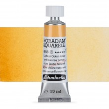 Schmincke : Horadam Watercolour Paint : 15ml : Yellow Raw Ochre