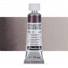 Schmincke : Horadam Watercolour Paint : 15ml : Neutral Tint