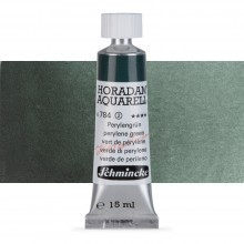 Schmincke : Horadam Watercolour Paint : 15ml : Perylene Green