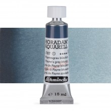 Schmincke : Horadam Watercolour Paint : 15ml : Paynes Grey (Blue)