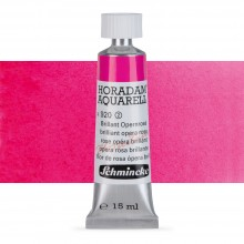 Schmincke : Horadam Watercolour Paint : 15ml : Brilliant Opera Rose