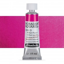 Schmincke : Horadam Watercolour Paint : 15ml : Brilliant Purple