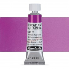 Schmincke : Horadam Watercolour Paint : 15ml : Brilliant Red Violet