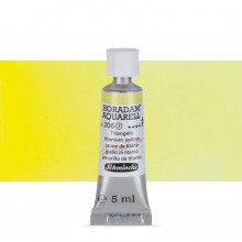 Schmincke : Horadam Watercolour Paint : 5ml : Titanium Yellow