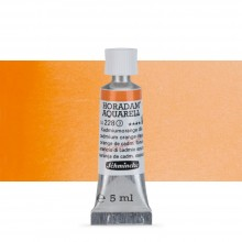 Schmincke : Horadam Watercolour Paint : 5ml : Cadmium Orange Deep