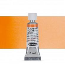 Schmincke : Horadam Watercolour Paint : 5ml : Cadmium Orange Deep