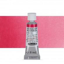 Schmincke : Horadam Watercolour Paint : 5ml : Alizarin Crimson