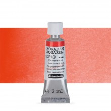 Schmincke : Horadam Watercolour Paint : 5ml : Permanent Red