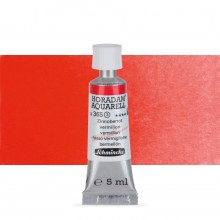 Schmincke : Horadam Watercolour Paint : 5ml : Vermillion