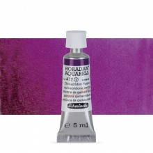 Schmincke : Horadam Watercolour Paint : 5ml : Quinacridone Purple