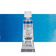 Schmincke : Horadam Watercolour Paint : 5ml : Phthalo Blue