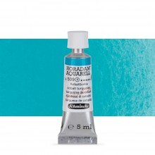 Schmincke : Horadam Watercolour Paint : 5ml : Cobalt Turquoise