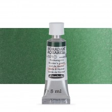 Schmincke : Horadam Watercolour Paint : 5ml : Hookers Green