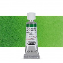 Schmincke : Horadam Watercolour Paint : 5ml : Sap Green