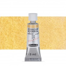 Schmincke : Horadam Watercolour Paint : 5ml : Gold