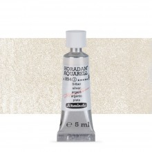 Schmincke : Horadam Watercolour Paint : 5ml : Silver