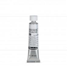 Schmincke : Designers Gouache : 20ml : Permanent White