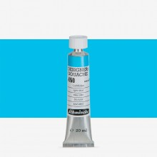 Schmincke : Designers Gouache : 20ml : Light Blue