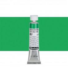 Schmincke : Designers Gouache : 20ml : Leaf Green