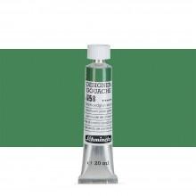 Schmincke : Designers Gouache : 20ml : Chromium Oxide Green