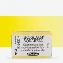 Schmincke : Horadam Watercolour Paint : Full Pan : Cadmium Yellow Light