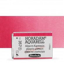 Schmincke : Horadam Watercolour Paint : Full Pan : Alizarin Crimson