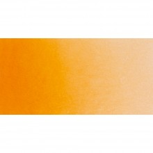 Schmincke : Horadam Watercolour : Half Pan : Chromium Orange Hue (Chrome Orange)