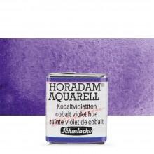 Schmincke : Horadam Watercolour Paint : Half Pan : Cobalt Violet Hue