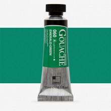 ShinHan : Professional Designers Gouache : 15ml : Emerald Green