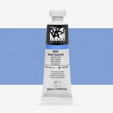 Shin Han : Pass : Watercolour and Gouache Hybrid Paint : 20ml : Blue Celeste