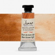 Isaro : Watercolour Paint : 7ml : Mars Brown Light