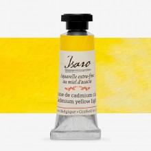 Isaro : Watercolour Paint : 7ml : Cadmium Yellow Light
