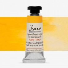 Isaro : Watercolour Paint : 7ml : Cadmium Yellow Deep