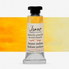 Isaro : Watercolour Paint : 7ml : Indian Yellow