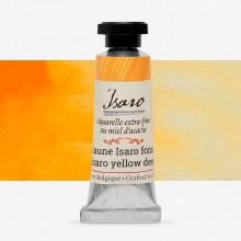 Isaro : Watercolour Paint : 7ml : Isaro Yellow Deep
