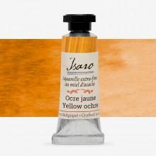Isaro : Watercolour Paint : 7ml : Yellow Ochre