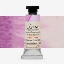 Isaro : Watercolour Paint : 7ml : Ultramarine Pink