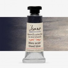 Isaro : Watercolour Paint : 7ml : Steel Blue