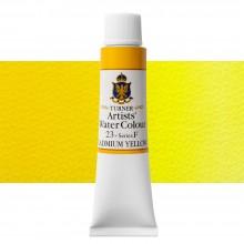 Turner : Artist's Watercolour Paint : 15ml : Cadmium Yellow