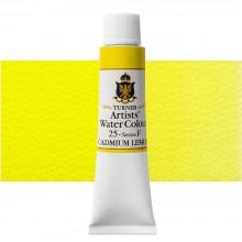 Turner : Artist's Watercolour Paint : 15ml : Cadmium Lemon