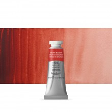 Winsor & Newton : Professional Watercolour Paint : 14ml : Brown Madder