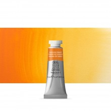 Winsor & Newton : Professional Watercolour Paint : 14ml : Cadmium Orange