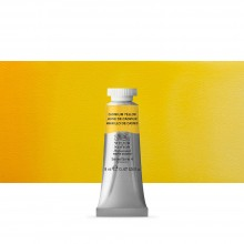 Winsor & Newton : Professional Watercolour Paint : 14ml : Cadmium Yellow