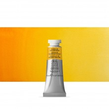 Winsor & Newton : Professional Watercolour Paint : 14ml : Cadmium Yellow Deep