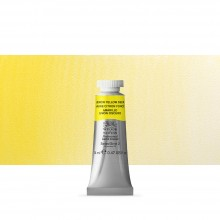 Winsor & Newton : Professional Watercolour Paint : 14ml : Lemon Yellow Deep