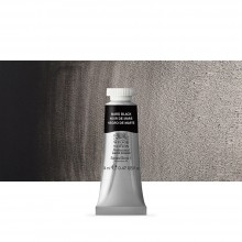 Winsor & Newton : Professional Watercolour Paint : 14ml : Mars Black