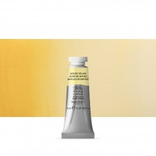 Winsor & Newton : Professional Watercolour Paint : 14ml : Naples Yellow