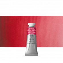 Winsor & Newton : Professional Watercolour Paint : 14ml : Permanent Alizarin Crimson